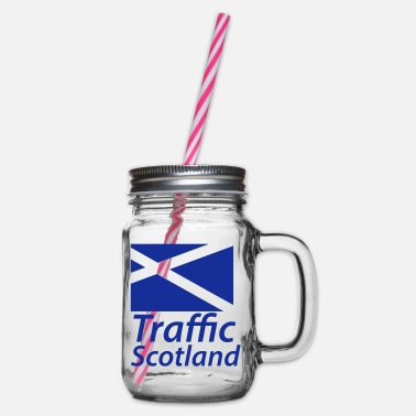 Trafic Traffic Scotland - Bocal à boisson