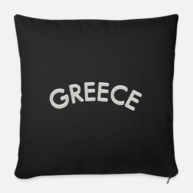 Greece Greece Greece - Sofa pillow with filling 45cm x 45cm