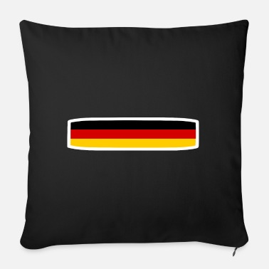 Germany GERMANY - Sofa pillow with filling 45cm x 45cm