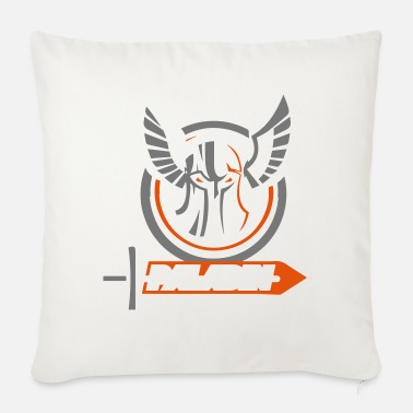 Rpg rpg paladin - Sofa pillow with filling 45cm x 45cm