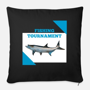Fishing Tournaments fishing tournament - Sofa pillow with filling 45cm x 45cm