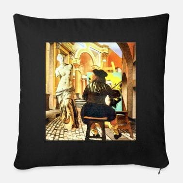 Venus De Milo Art 001 - Sofa pillow with filling 45cm x 45cm