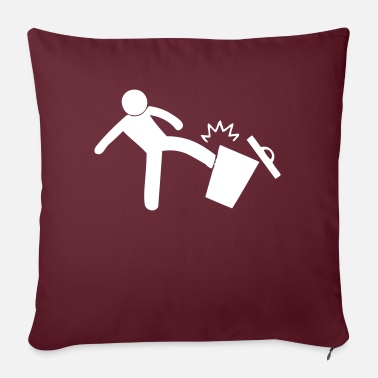 Kick Kick it! - Sofa pillow with filling 45cm x 45cm