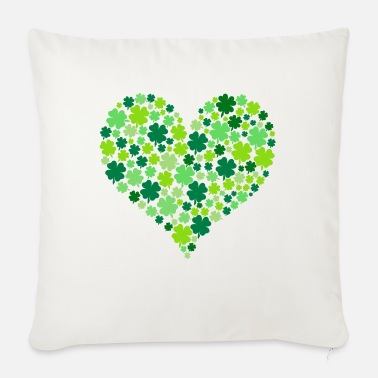 Lucky Charm lucky charm - Sofa pillow with filling 45cm x 45cm