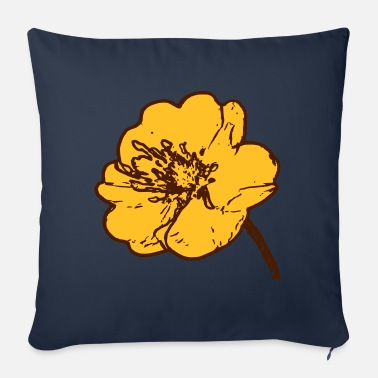 Buttercup Buttercup - Sofa pillow with filling 45cm x 45cm