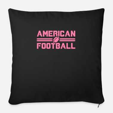 American Football American Football American Football - Sofa pillow with filling 45cm x 45cm