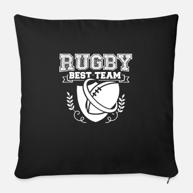Rugby Rugby rugby rugby - Coussin et housse de 45 x 45 cm