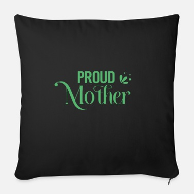 Mother's Day Mother's Day Mother's Day Mother's Day Mother's Day - Sofa pillow with filling 45cm x 45cm