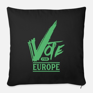 Eu EU Election EU Election EU Election EU Election - Sofa pillow with filling 45cm x 45cm