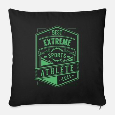 Extreme Sports extreme sports - Sofa pillow with filling 45cm x 45cm