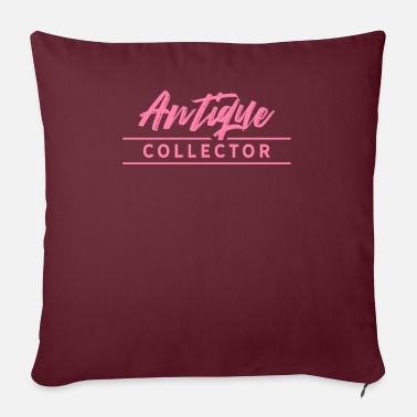 Antiques Hobby Collection Antique Antiques Hobby Collecting - Sofa pillow with filling 45cm x 45cm