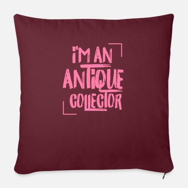Antiques Hobby Collection Collecting Antique Antiques Hobbies - Sofa pillow with filling 45cm x 45cm
