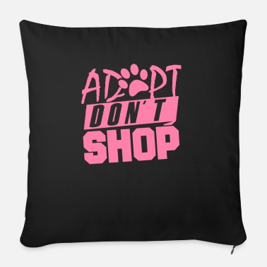 Street Dog Rescuer Street dog rescuer dog rescue dog rescue team - Sofa pillow with filling 45cm x 45cm