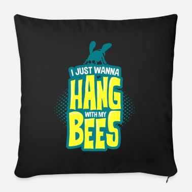 Bee Bees bee - Sofa pillow with filling 45cm x 45cm