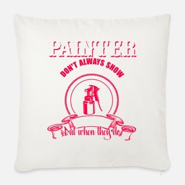 Painter Lovers Painter Awesome Painter - Sofa pillow with filling 45cm x 45cm