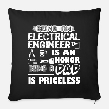 Electrical Engineering Electrical Engineer Being An Electrical Engineer - Sofa pillow with filling 45cm x 45cm