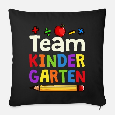 Kindergarten Kindergarten kindergarten teacher - Sofa pillow with filling 45cm x 45cm