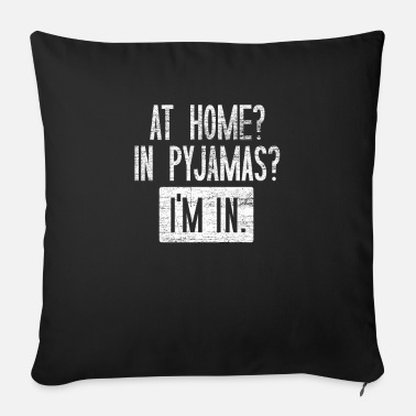 Home office - Sofa pillow with filling 45cm x 45cm