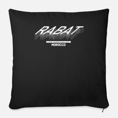 Music Rabat Tourist Holiday - Sofa pillow with filling 45cm x 45cm