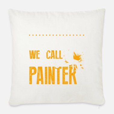 Painter Lovers Painter Being A Painter - Sofa pillow with filling 45cm x 45cm