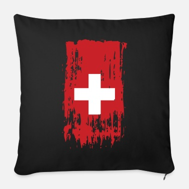 Switzerland Switzerland Switzerland Switzerland - Sofa pillow with filling 45cm x 45cm