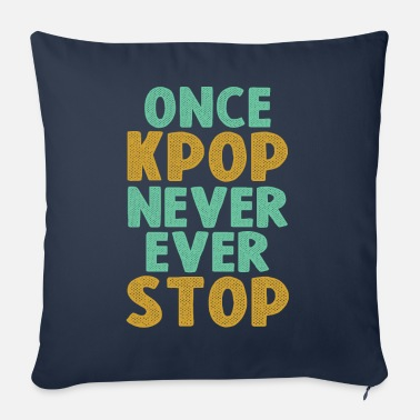 Korea Pop Music K-Pop Music Korean Pop Music Korea - Sofa pillow with filling 45cm x 45cm