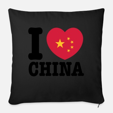 China china - Sofa pillow with filling 45cm x 45cm