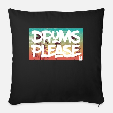 drumsplease-01 - Sofa pillow with filling 45cm x 45cm