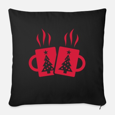 Christmas Market Christmas market - Sofa pillow with filling 45cm x 45cm