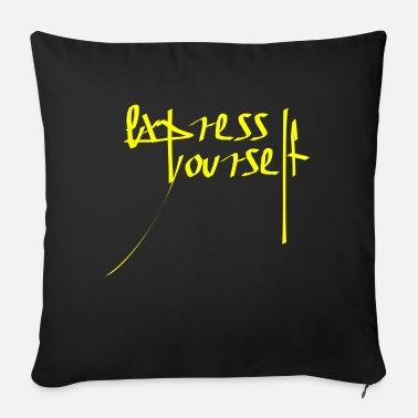 Expression Expression - Sofa pillow with filling 45cm x 45cm