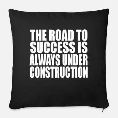Road Transport the road - Sofa pillow with filling 45cm x 45cm
