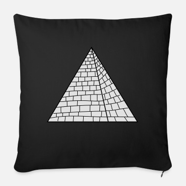 Pyramid Pyramid - Sofa pillow with filling 45cm x 45cm