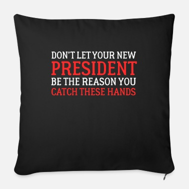 Democratic Party Democrats - New President - Sofa pillow with filling 45cm x 45cm