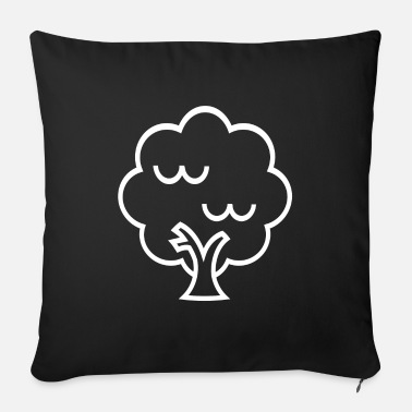 Tree Tree Tree - Sofa pillow with filling 45cm x 45cm