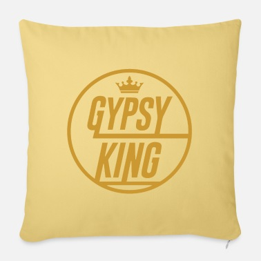 The Gypsy King Tyson Fury Shirt Gypsy King - Sofa pillow with filling 45cm x 45cm