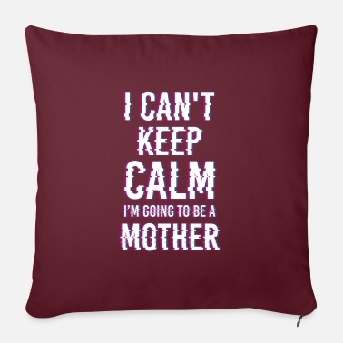 Parent Parents parenting - Sofa pillow with filling 45cm x 45cm