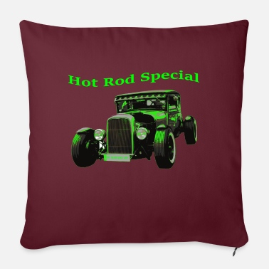 Hot Rod Hot Rod - Sofa pillow with filling 45cm x 45cm