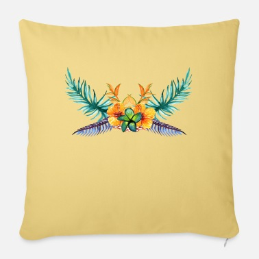 Tropical Tropical - Sofa pillow with filling 45cm x 45cm