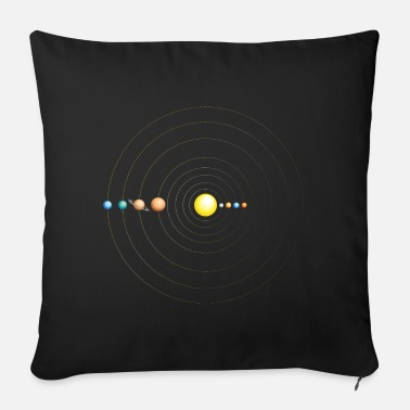 Solar System Solar system - Sofa pillow with filling 45cm x 45cm