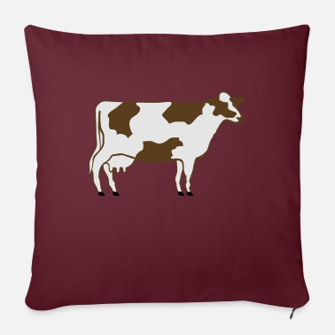 Dairy Dairy Cow - Sofa pillow with filling 45cm x 45cm