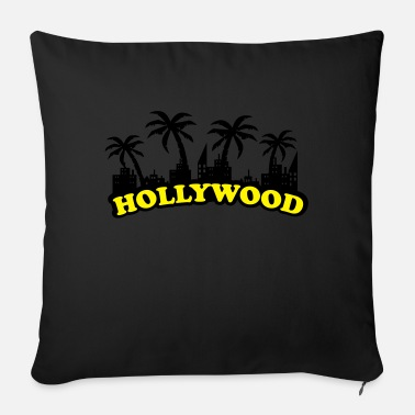 Hollywood hollywood - Sofakissen mit Füllung 44 x 44 cm