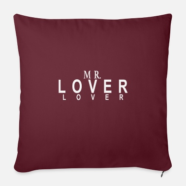 Lover MR. Lover Lover - Sofa pillow with filling 45cm x 45cm
