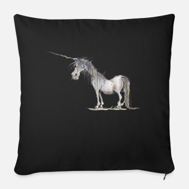 The Last Unicorn - Sofa pillow with filling 45cm x 45cm