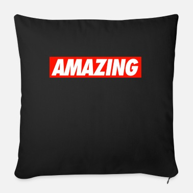 Amazing Amazing - Sofa pillow with filling 45cm x 45cm