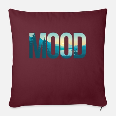 Mood Mood - Sofa pillow with filling 45cm x 45cm
