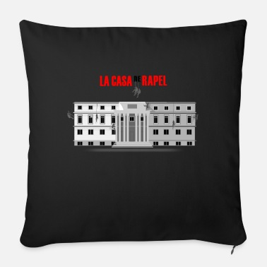 Series The rappel house - Sofa pillow with filling 45cm x 45cm