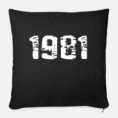 Year Of Birth Year of birth - Sofa pillow with filling 45cm x 45cm