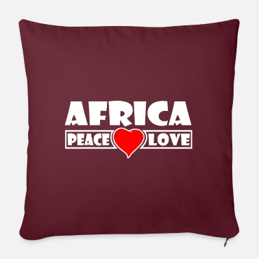 Africa Africa - Africa - Sofa pillow with filling 45cm x 45cm