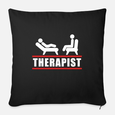 Therapy Therapist - Sofa pillow with filling 45cm x 45cm