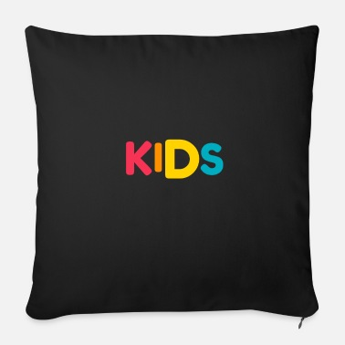Children children - Sofa pillow with filling 45cm x 45cm